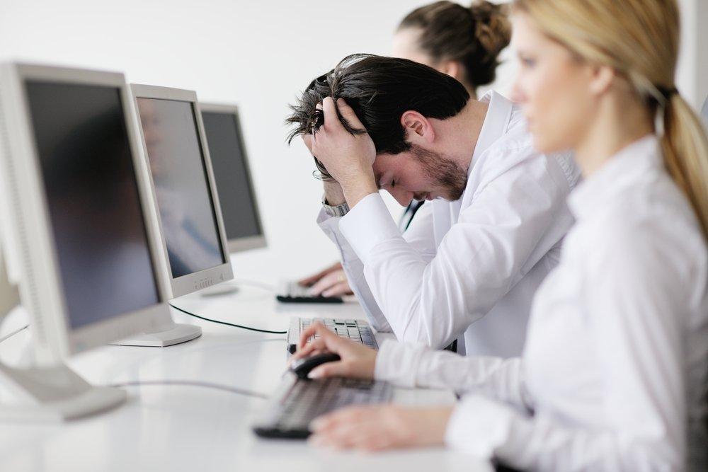 Opzioni binarie: la gestione dello stress