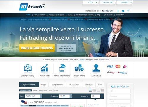10trade Il broker