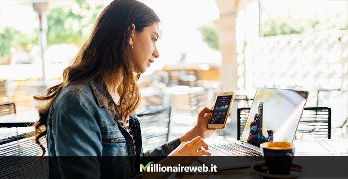 Come fare soldi come una ragazza online