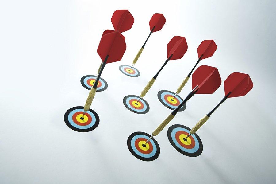 Targeting di posizionamento