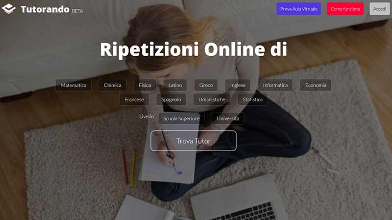 guadagnare con le ripetizioni online