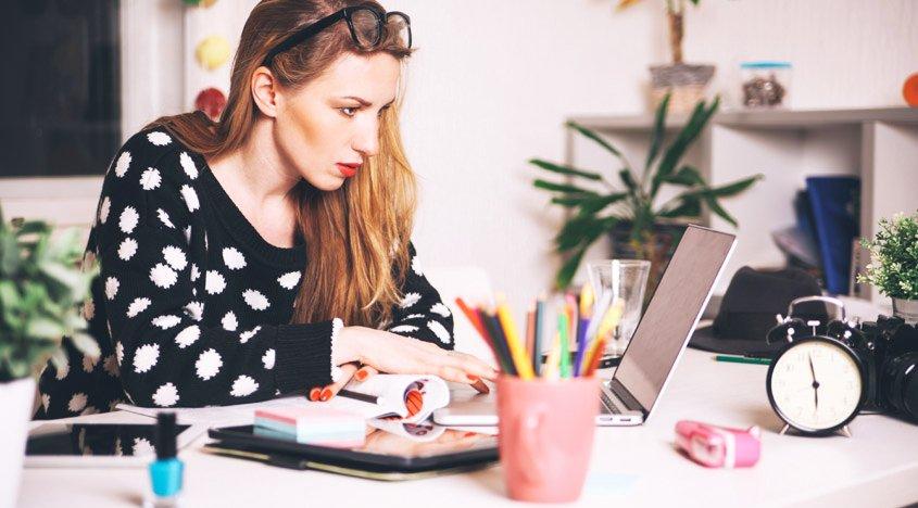 Beauty blogger di successo