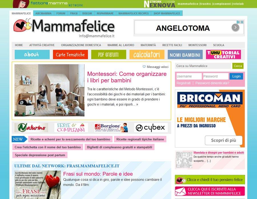 Blog mammafelice.it