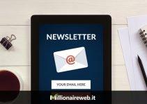 Come utilizzare lo strumento Newsletter