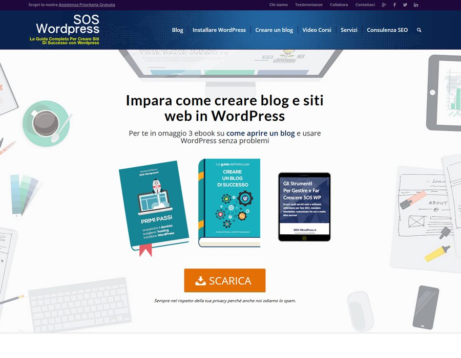 Sos-wordpress.it