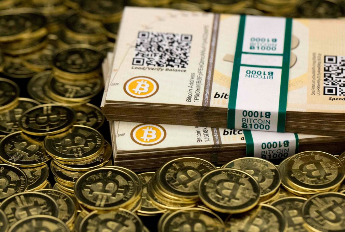 lavorare da casa con i bitcoin