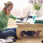 Lavorare da casa con le recensioni