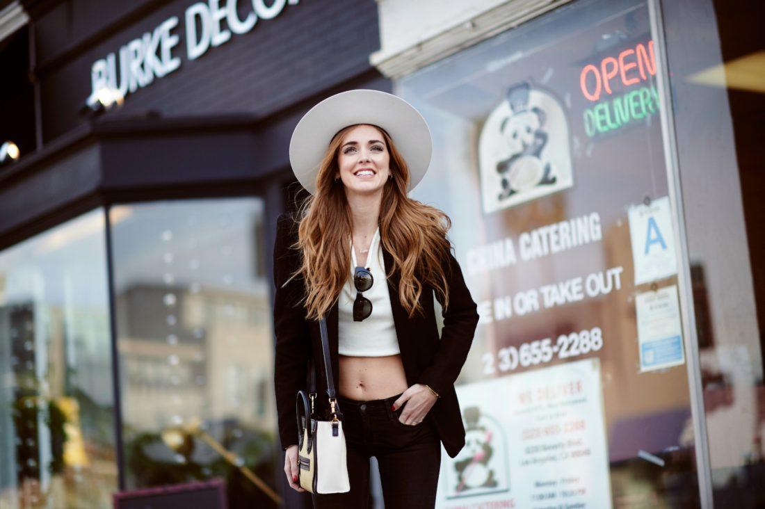 fashion blogger di successo