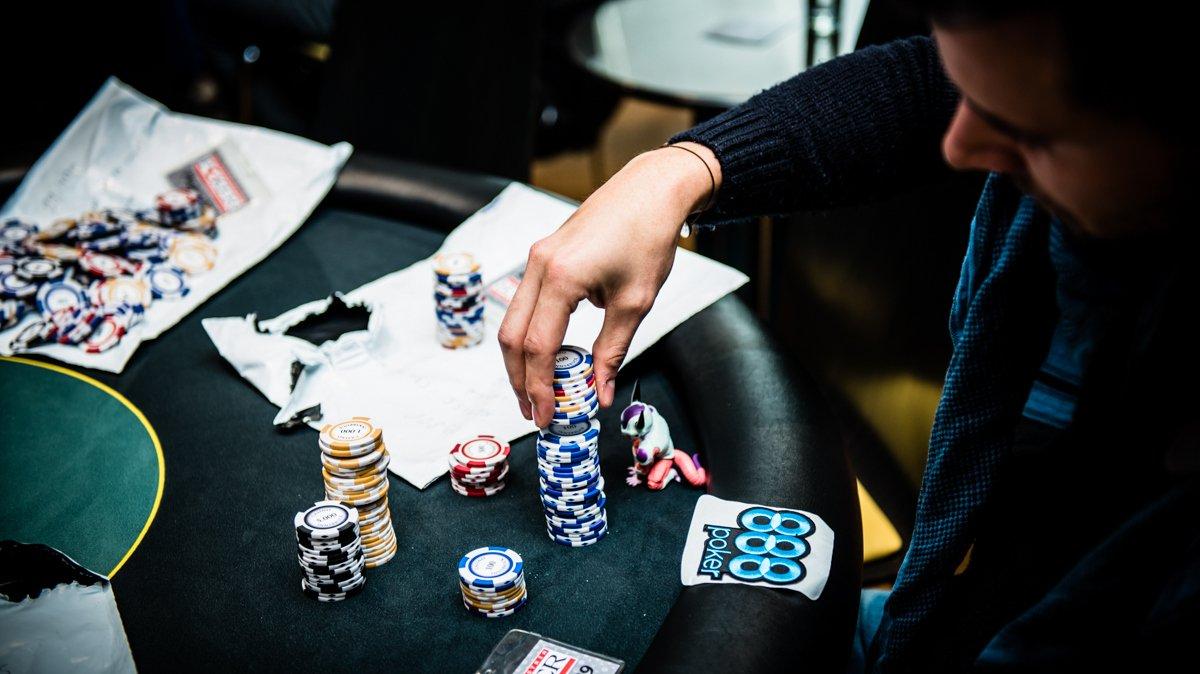 Poker Erik Gastrom