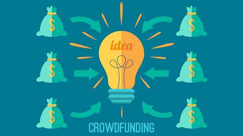 Guadagnare online con il Crowdfunding