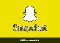 Guadagnare online con Snapchat? Ora è possibile!