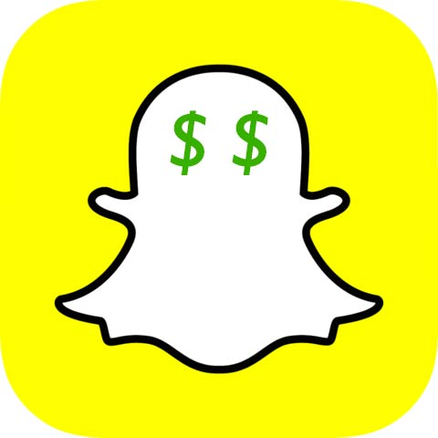 guadagnare online con snapchat