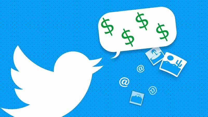 Guadagnare online sfruttando l'aggiornamento di Twitter