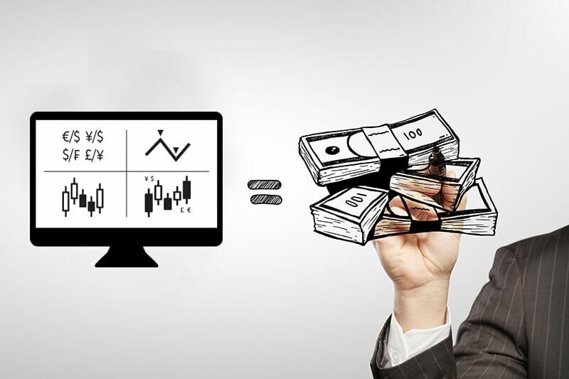 Guadagnare online senza investire: aprire un Conto Demo per Opzioni Binarie