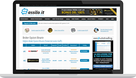 Bassilo.it Trading online Binarie