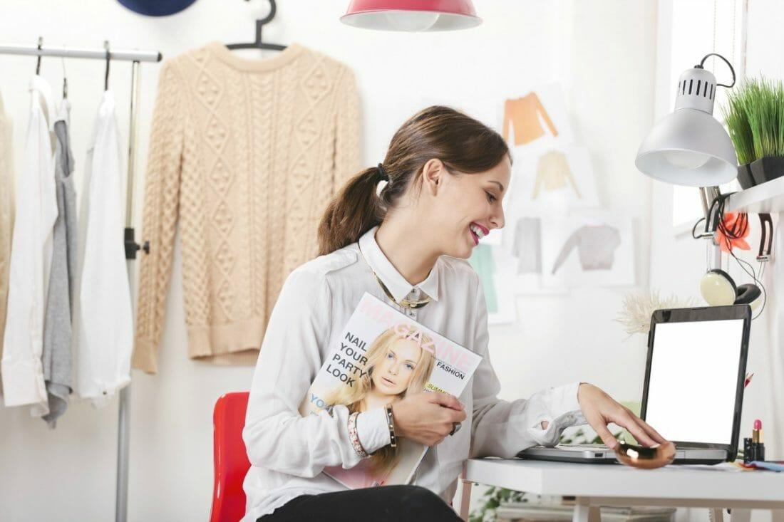 Guadagnare online pubblicando i propri outfit? Più facile di così!