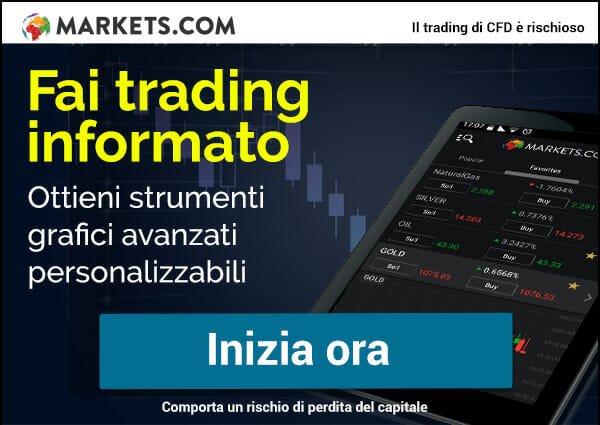 Fai Trading CFD informato!