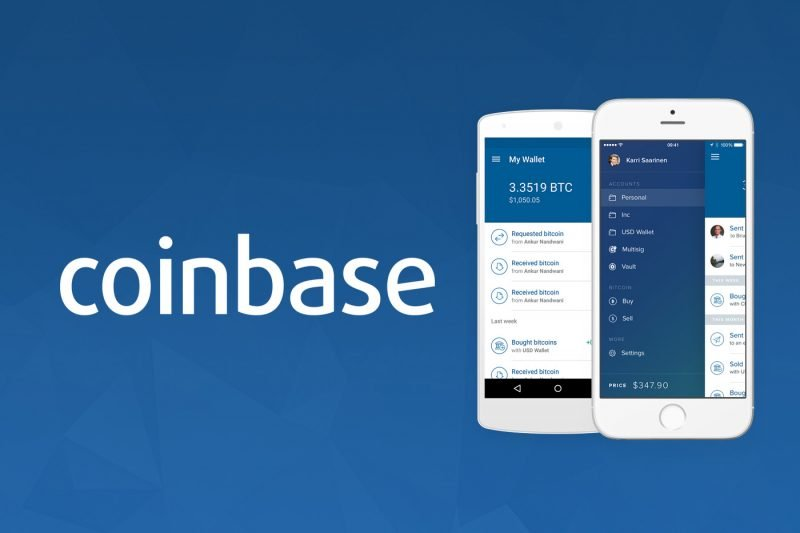 L'Exchange CoinBase