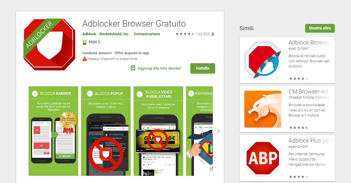 browser smartphone