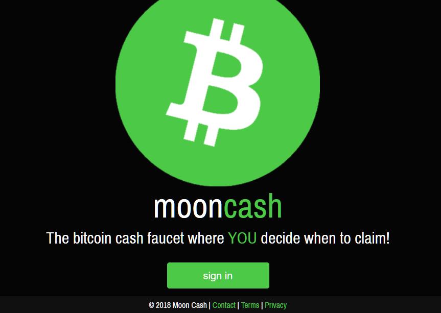 faucet guadagnare bitcoincash