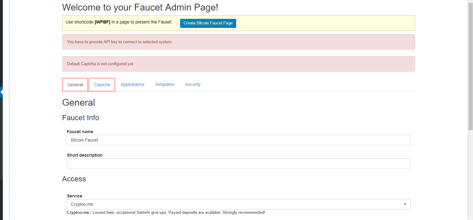 faucetwp plugin
