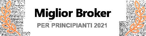 Miglior broker principianti 2021