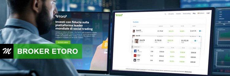 Broker trading online etoro