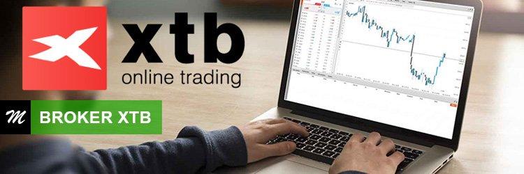 Broker trading online XTB
