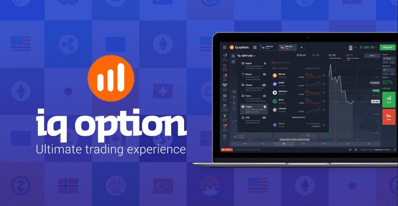 trading online iqoption