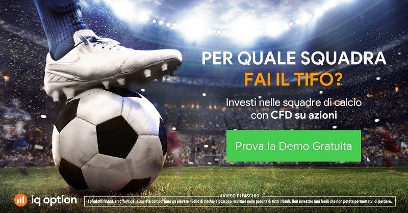 trading sul calcio