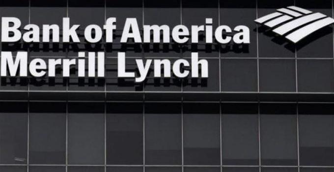 bank of amerika m Lynch previsionii
