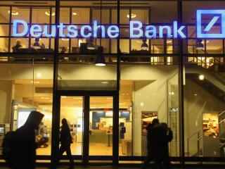 Deutsche Bank previsione Sterlina