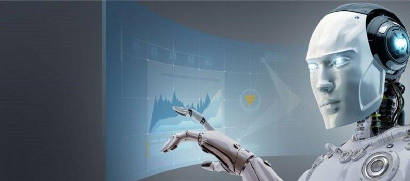 robot trading online