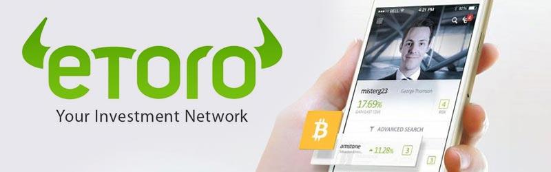 Etoro social handelsplatform