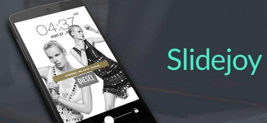 app per guadagnare slidejoy