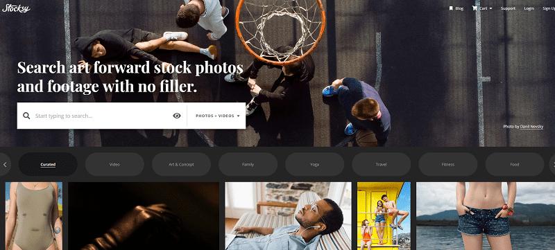 stocksy sito foto