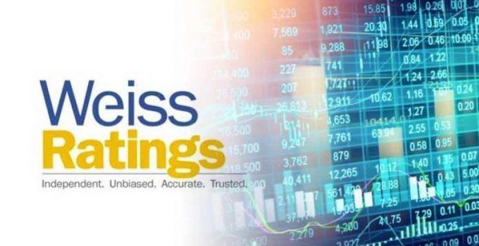 Il Bitcoin ha ricevuto una A da Weiss Ratings