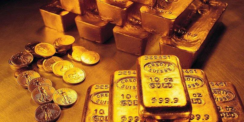 La materia prima Oro