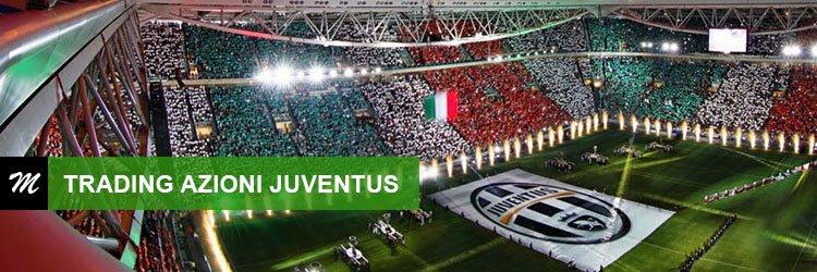 Trading online su azioni Juventus