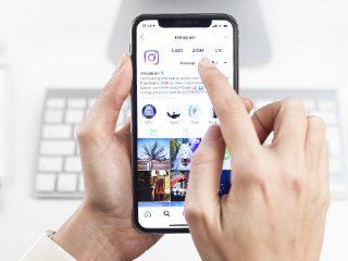Le 10 star più seguite su Instagram