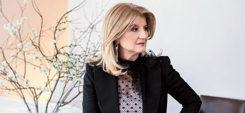 Arianna Huffington scrittrice