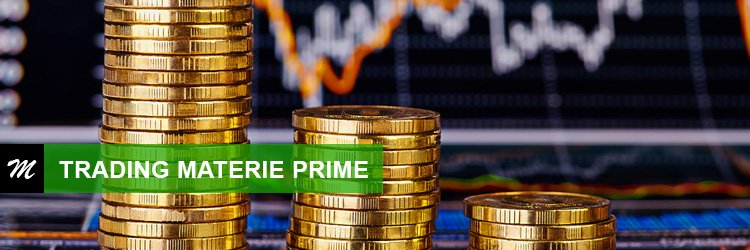 Trading online materie prime