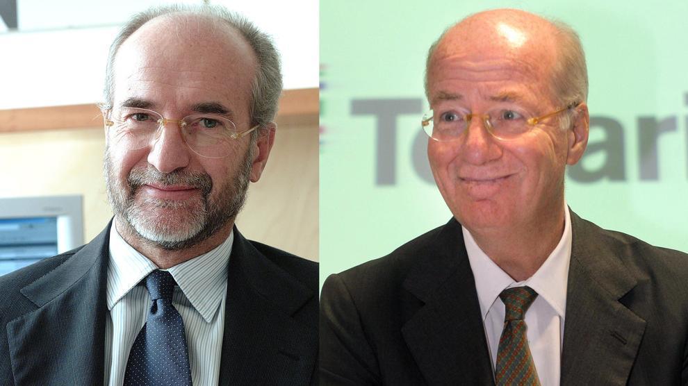 Paolo e Gianfelice Mario Rocca