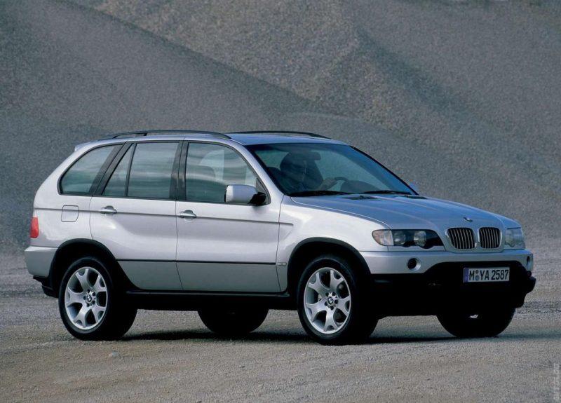 X5 BMW 1999