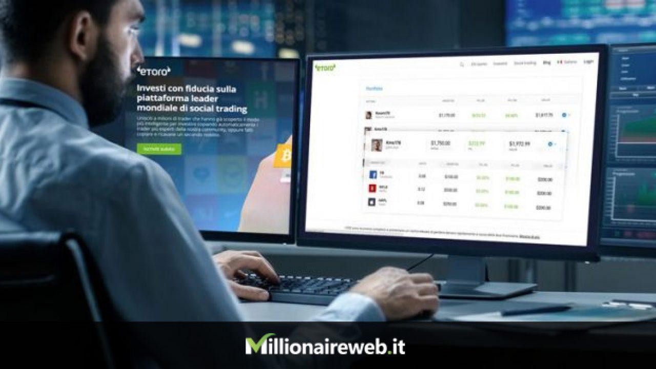 miglior social trading)