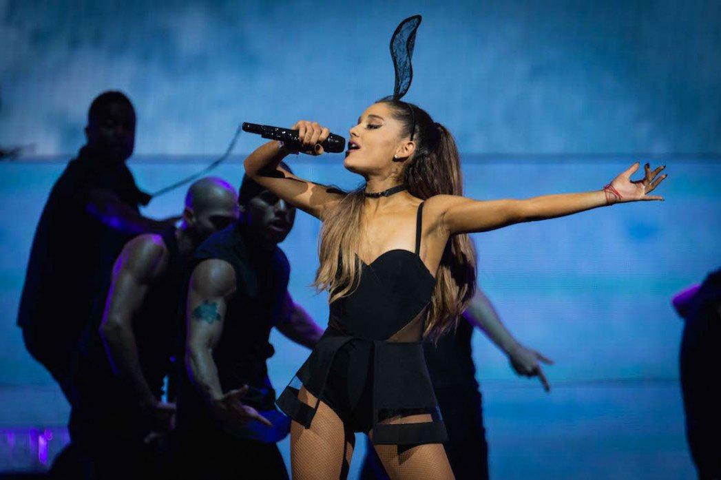 Carriera da cantante di Ariana Grande
