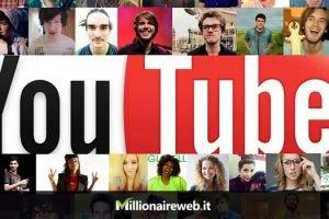 Classifica degli Youtuber più seguiti in Italia