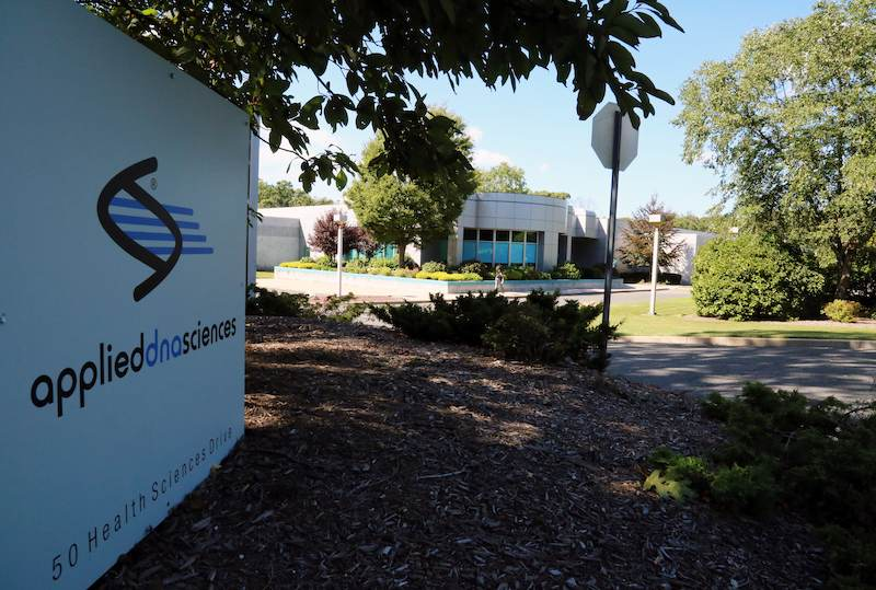 Applied DNA Sciences Inc.