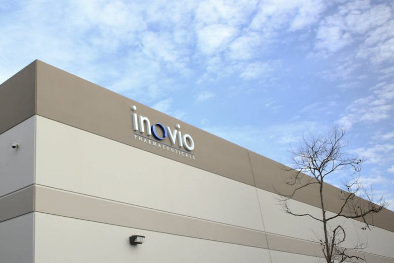 Inovio Pharmaceuticals Inc