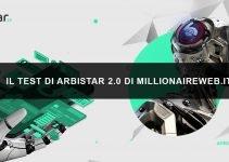Primo test del Robot ArbiStar 2.0 (dopo un mese di prova)